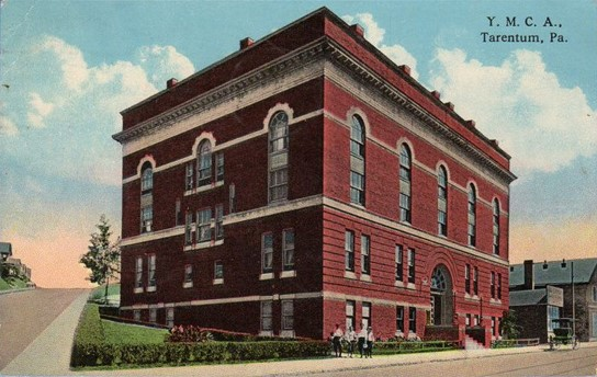 Original YMCA building